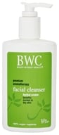 Image of Beauty Without Cruelty - Facial Cleanser Herbal Cream - 8.5 oz.