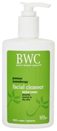 Beauty Without Cruelty - Facial Cleanser Herbal Cream - 8.5 oz.
