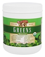 Barlean's - Organic Greens Powder Formula - 4.23 oz. (705875300018)