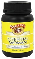 Image of Barlean's - The Essential Woman 1000 mg. - 120 Softgels