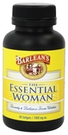 Barlean's - The Essential Woman 1000 mg. - 60 Softgels (705875100090)