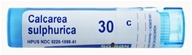 Boiron - Calcarea Sulphurica 30 C - 80 Pellets, from category: Homeopathy