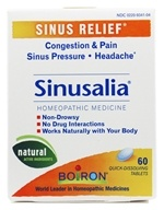 Boiron - Sinusalia Sinus Homeopathic Medicine - 60 Tablets by Boiron