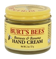 Burt's Bees - Hand Creme Beeswax & Banana - 2 oz., from category: Personal Care