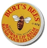 Burt's Bees - Beeswax Lip Balm Tin - 0.3 oz., from category: Personal Care