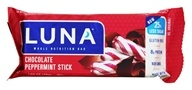 Clif Bar - Organic Luna Nutrition Bar For Women Chocolate Peppermint Stick - 1.69 oz.