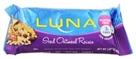 Image of Clif Bar - Luna Nutrition Bar For Women Iced Oatmeal Raisin - 1.69 oz.