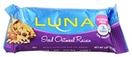 Clif Bar - Luna Nutrition Bar For Women Iced Oatmeal Raisin - 1.69 oz.