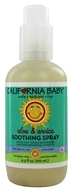 California Baby - Aromatherapy Mist Soothing & Healing Calming Blend For Face & Body - 6.5 oz.