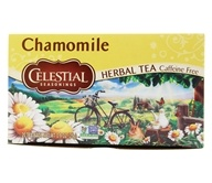 Celestial Seasonings - Chamomile Herb Tea Caffeine Free - 20 Tea Bags by Celestial Seasonings