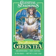 Celestial Seasonings - Decaffeinated Green Tea - 20 Tea Bags CLEARANCE PRICED by Celestial Seasonings