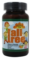Country Life - Tall Tree Children's Chewable Multi-Vitamin and Mineral Complex Natural Orange & Pineapple Flavor - 100 Wafers by Country Life