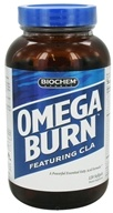 Biochem by Country Life - OmegaBurn Featuring CLA - 120 Softgels