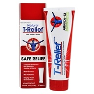 MediNatura - T-Relief Ointment Arnica +12 Natural Ingredients - 3.53 oz. Formerly BHI/Heel - Traumeel Ointment/LUCKY PRICE