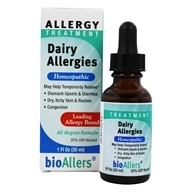 bioAllers - Food Allergies/Dairy #705 - 1 oz. - $7.22