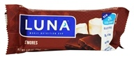 Clif Bar - Luna Nutrition Bar For Women S'Mores - 1.69 oz. (722252103406)