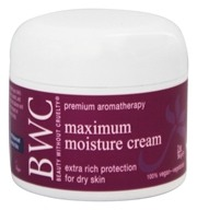 Beauty Without Cruelty - Maximum Moisture Cream - 2 oz. by Beauty Without Cruelty