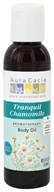 Aura Cacia - Aromatherapy Body Oil Tranquillity - 4 oz., from category: Aromatherapy