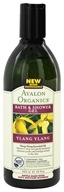 Image of Avalon Organics - Bath & Shower Gel Ylang Ylang - 12 oz.