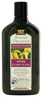 Avalon Organics - Conditioner Shine Ylang Ylang - 11 oz.