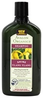 Avalon Organics - Shampoo Shine Ylang Ylang - 11 oz. Formerly Glistening Shampoo by Avalon Organics