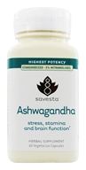 Savesta - Ashwagandha Stress Stamina and Healthy Aging Highest Potency - 60 Vegetarian Capsules Formerly Ayurceutics Pegasus