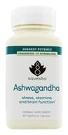 Image of Savesta - Ashwagandha Stress Stamina and Healthy Aging Highest Potency - 60 Vegetarian Capsules Formerly Ayurceutics Pegasus