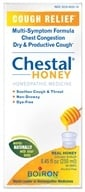 Image of Boiron - Chestal Honey Homeopathic Cough Syrup - 8.45 oz.