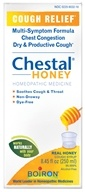Boiron - Chestal Honey Homeopathic Cough Syrup - 8.45 oz.