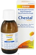 Boiron - Chestal Honey Homeopathic Cough Syrup - 4.2 oz. (306969032152)
