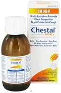 Boiron - Chestal Honey Homeopathic Cough Syrup - 4.2 oz. - $6.49