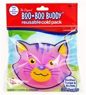 Boo Boo Buddy - Resuable Cold Pack Pet Designs Cat - $4.59
