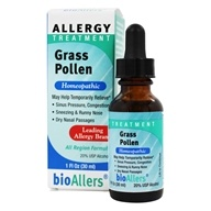 bioAllers - Grass Pollen Allergy #706 - 1 oz., from category: Homeopathy