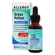 bioAllers - Grass Pollen Allergy #706 - 1 oz.