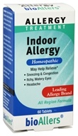 bioAllers - Indoor Allergy - 60 Tablets OVERSTOCKED