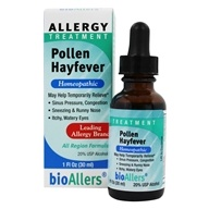 bioAllers - Pollen/Hayfever #701 - 1 oz., from category: Homeopathy