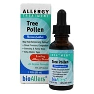 bioAllers - Tree Pollen Allergy #707 - 1 oz., from category: Homeopathy