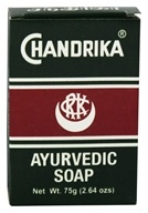Chandrika - Ayurvedic Bar Soap - 2.64 oz. by Chandrika