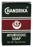 Chandrika - Ayurvedic Bar Soap - 2.64 oz. - $0.98