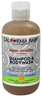 California Baby - Aromatherapy Shampoo & Bodywash Super Sensitive No Fragrance - 8.5 oz. - $9.99