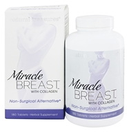 BNG Enterprises - Natural Treasures Miracle Breast - 180 Tablets (742961060005)