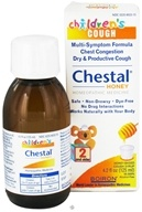 Boiron - Chestal Honey For Children Homeopathic Cough Syrup - 4.2 oz.