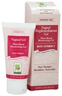 At Last Naturals - Vaginal Replenishment Moisturizing Paraben Free Gel - 1.5 oz. Formerly Born Again by At Last Naturals