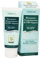 At Last Naturals - Wild Yam Gel Extra Strength Menopause Support - 2 oz. Formerly Born Again by At Last Naturals