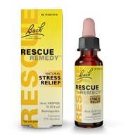 Bach Original Flower Remedies - Rescue Remedy - 10 ml. (741273003908)