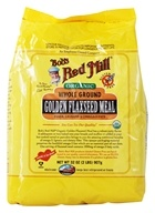 Bob's Red Mill - Flaxseed Meal Golden Organic - 32 oz. (039978019400)