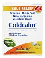 Image of Boiron - Coldcalm - 60 Tablets