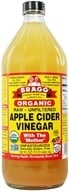 Bragg - Organic Apple Cider Vinegar with Mother - 32 fl. oz.