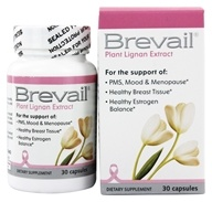 Brevail - Proactive Breast Health - 30 Capsules by Brevail