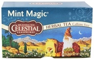 Celestial Seasonings - Mint Magic Herb Tea Caffeine Free - 20 Tea Bags by Celestial Seasonings